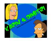 Logo Karin&Dimitri